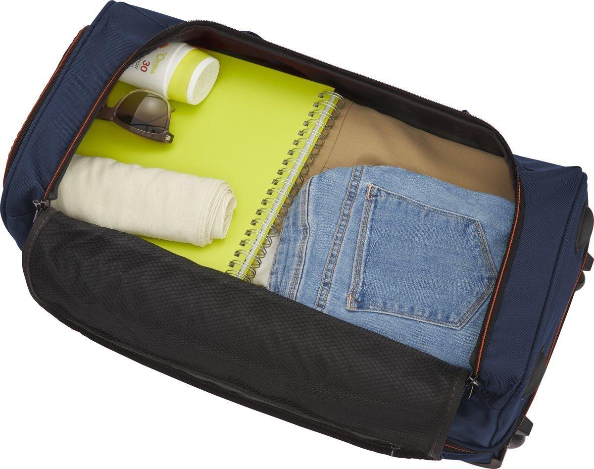 Basics Torba podróżna na kółkach S Travelite granatowa