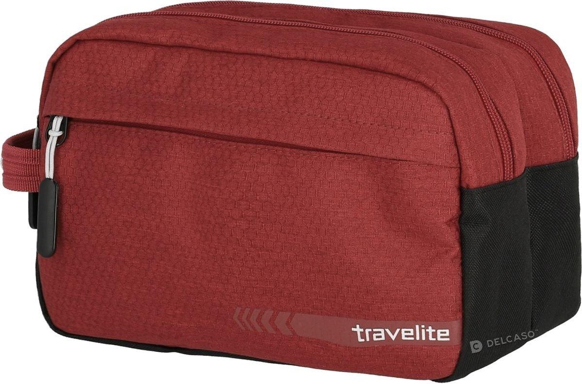 Kosmetyczka Travelite Kick Off czerwona