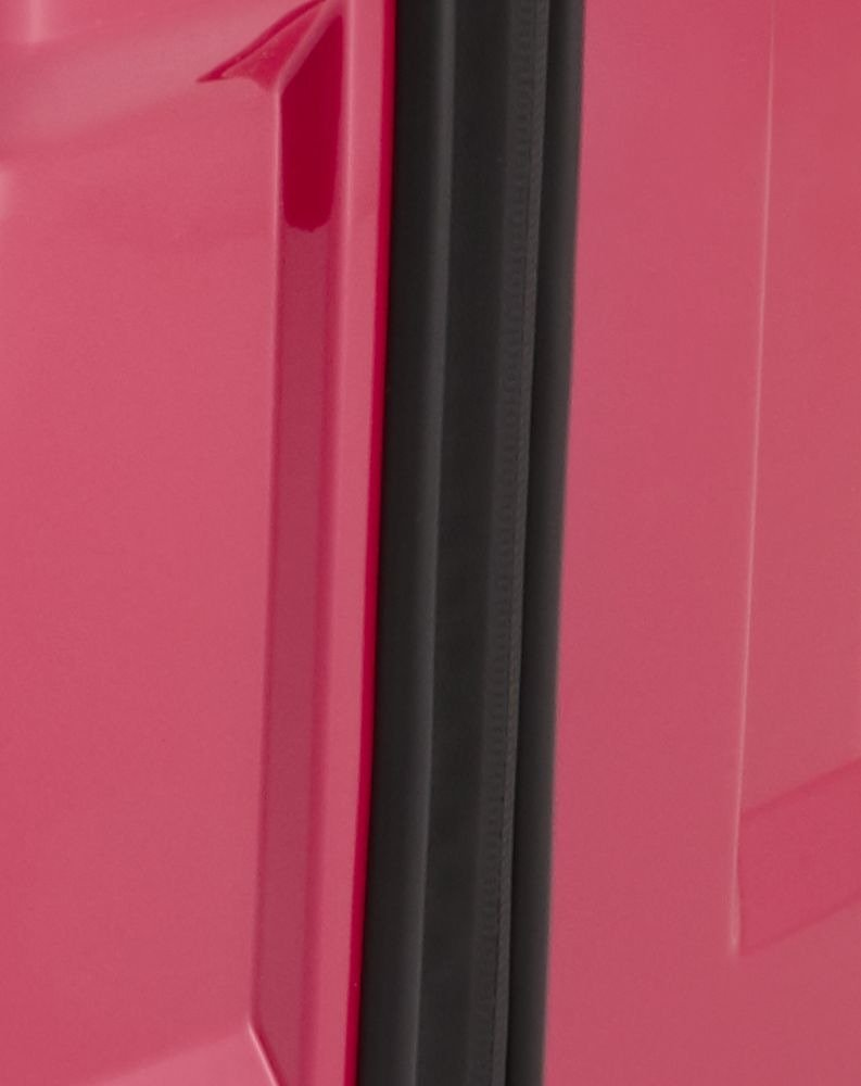 Kuferek / kosmetyczka Titan X2 Flash różowa
