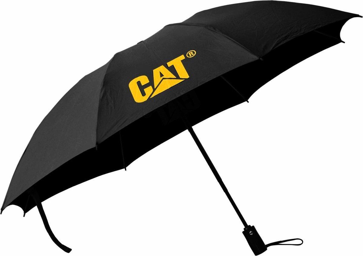 Parasol automatyczny CAT Caterpillar Spray czarny