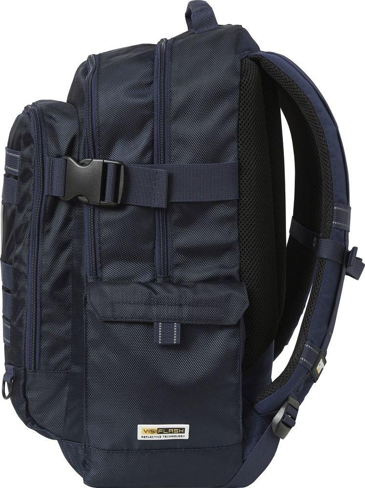"""Plecak Atacama na laptopa do 15,6"""" CAT Caterpillar niebieski"""