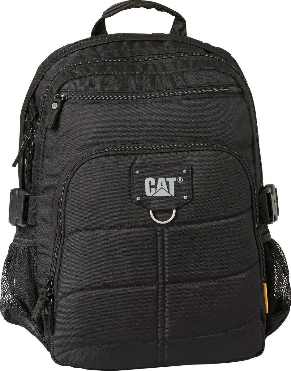 "Plecak Brent na laptopa do 15,6"" CAT Caterpillar Millennial Classic czarny"