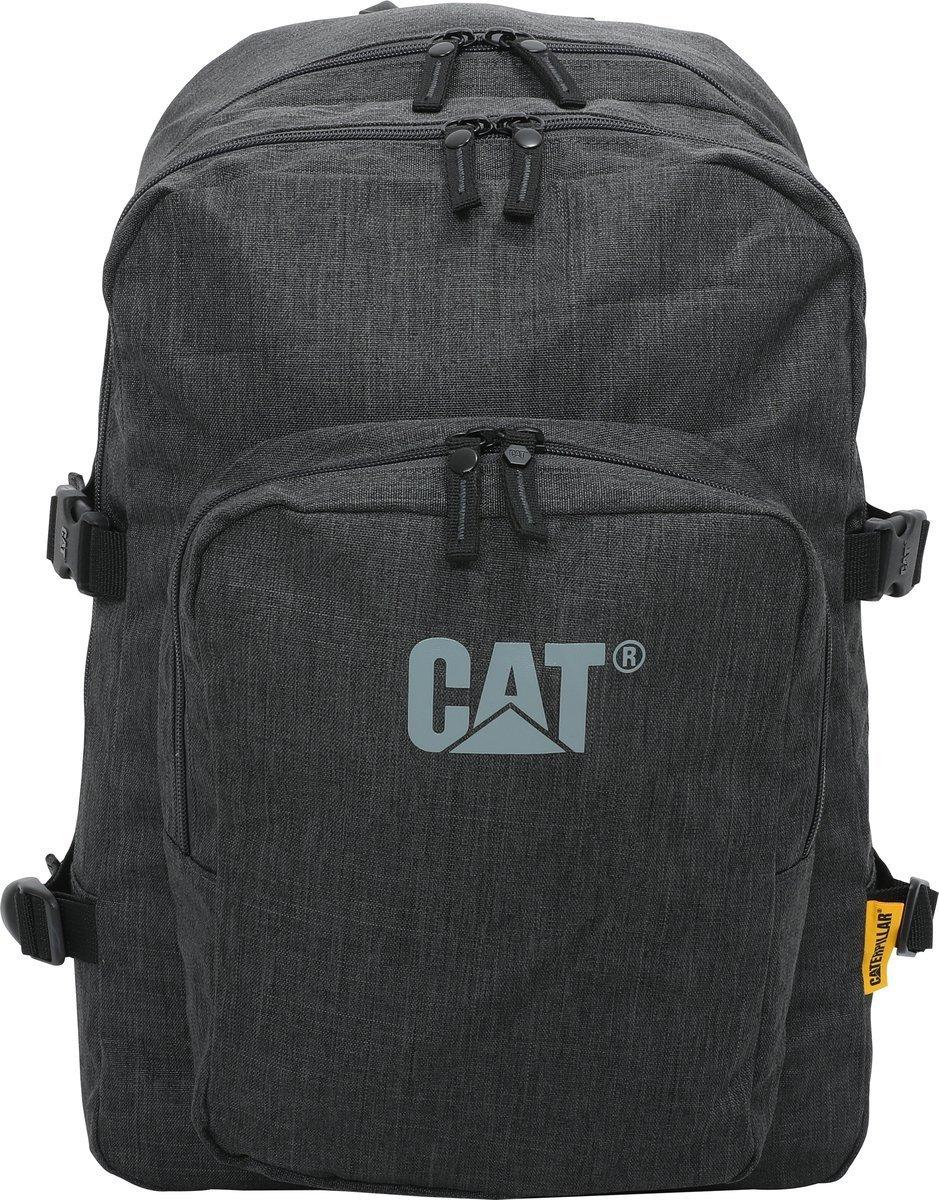 """Plecak Briso na laptopa do 15"""" CAT Caterpillar Mochilas szary"""