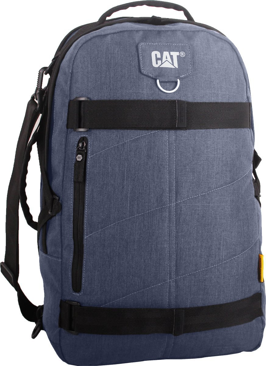 "Plecak Bryan na laptopa do 17"" CAT Caterpillar navy"