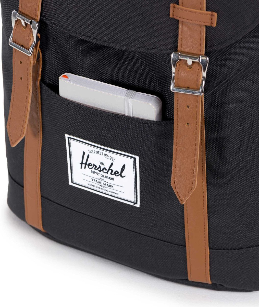 Plecak Herschel Retreat 19,5L Czarny