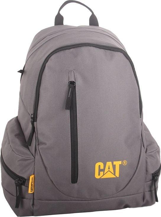 """Plecak na laptopa do 15,6"""" CAT Caterpillar The Project szary"""
