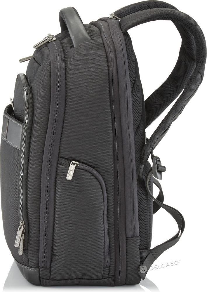 "Plecak na laptopa do 17"" Titan Power Pack czarny"