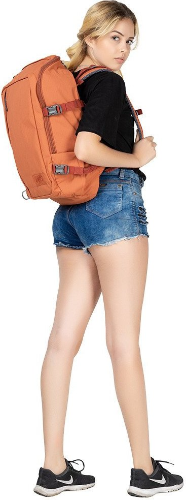 Plecak torba podręczna Cabin Zero ADV 32L pomarańczowy
