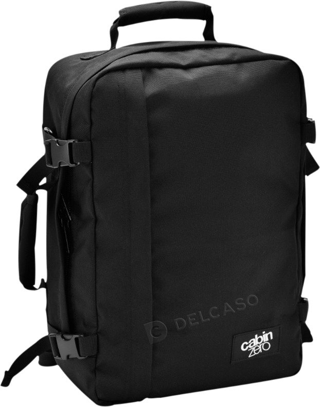 Plecak torba podręczna Cabin Zero Classic 36L Absolute Black