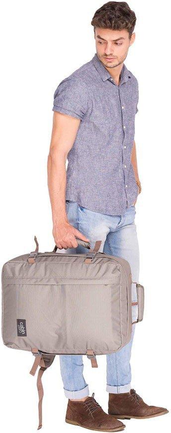 Plecak torba podręczna Cabin Zero Classic 44L Ice Grey