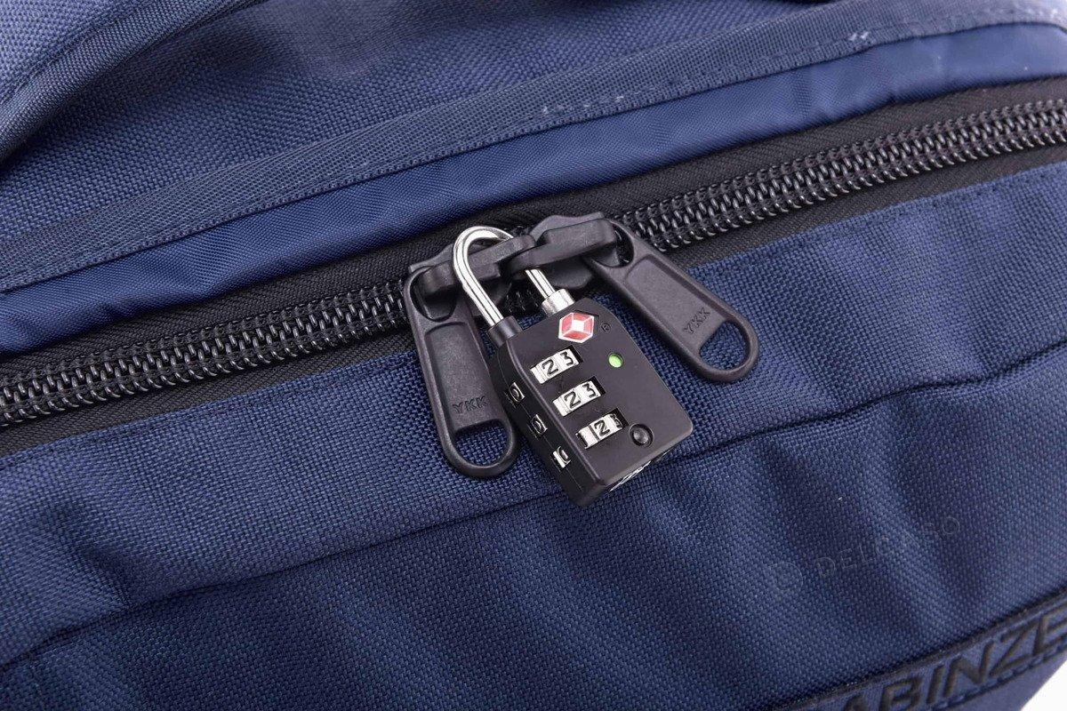 Plecak torba podręczna Cabin Zero Military 36L niebieski