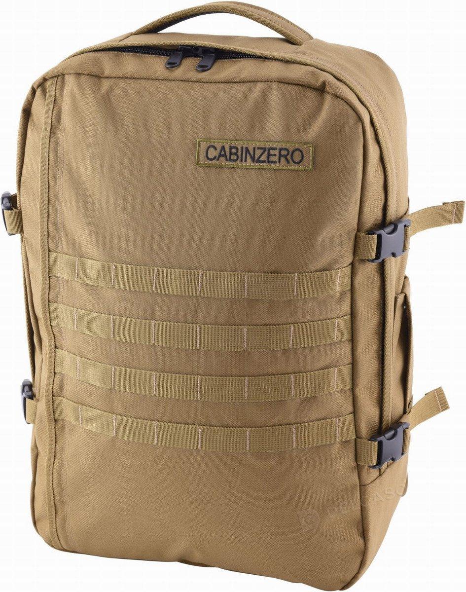 Plecak torba podręczna Cabin Zero Military 44L beżowy