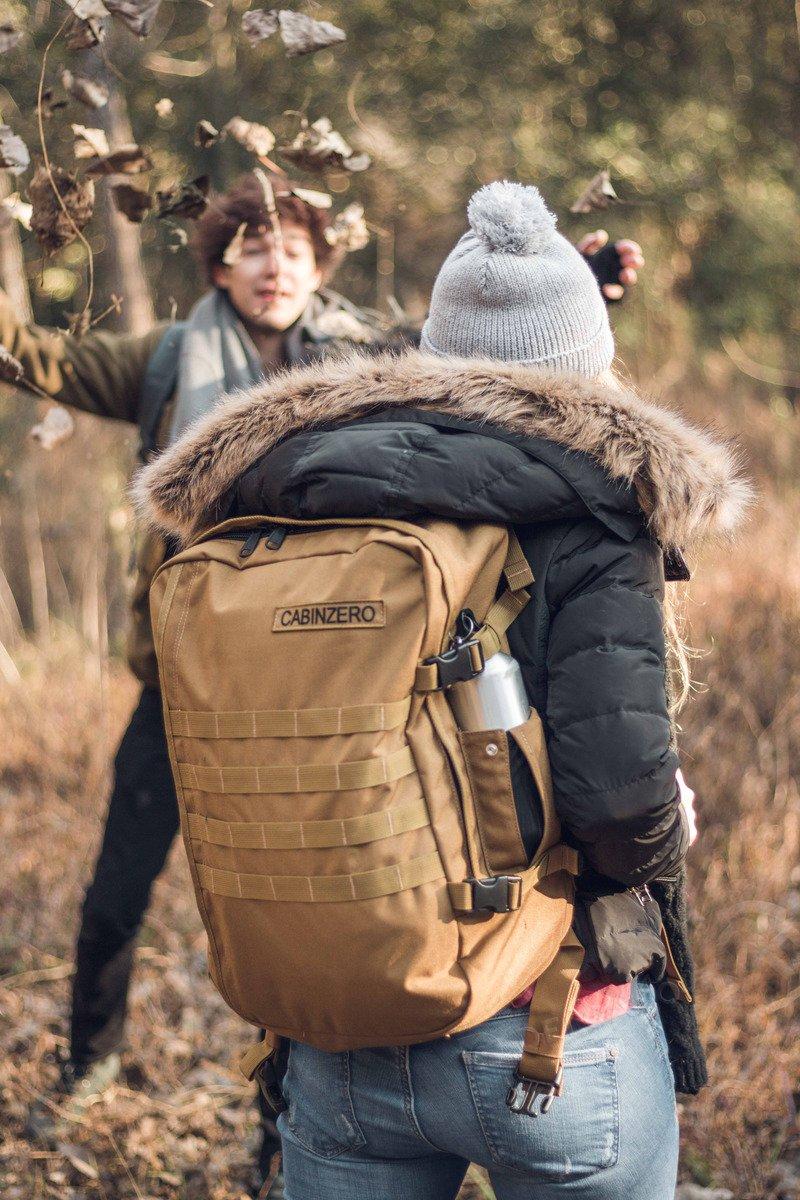 Plecak torba podręczna Cabin Zero Military 44L czarny