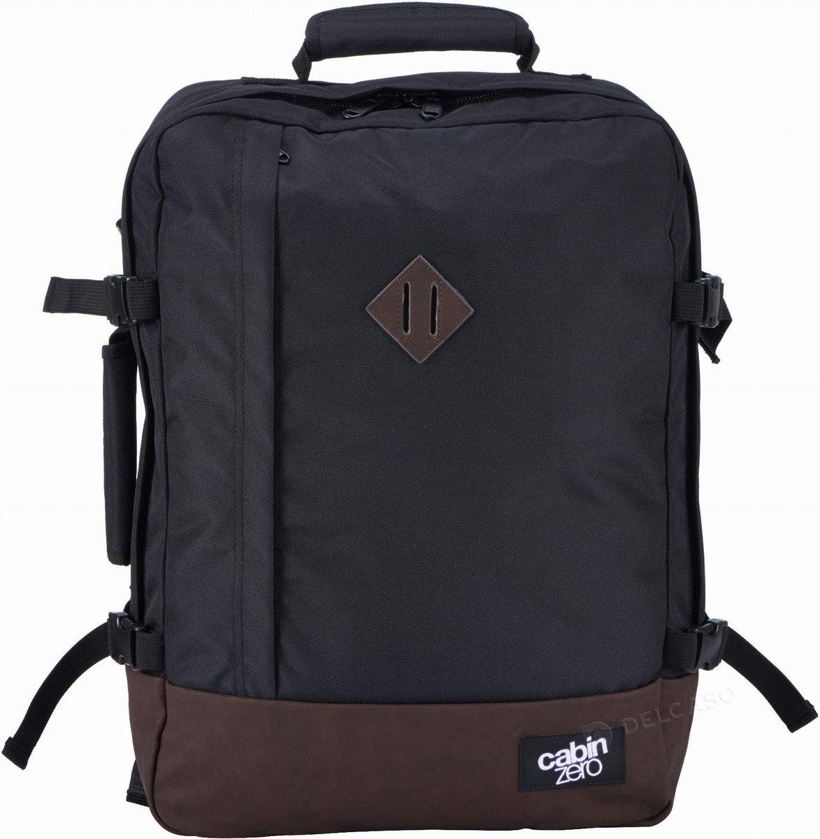 Plecak torba podręczna Cabin Zero Vintage 44L czarna