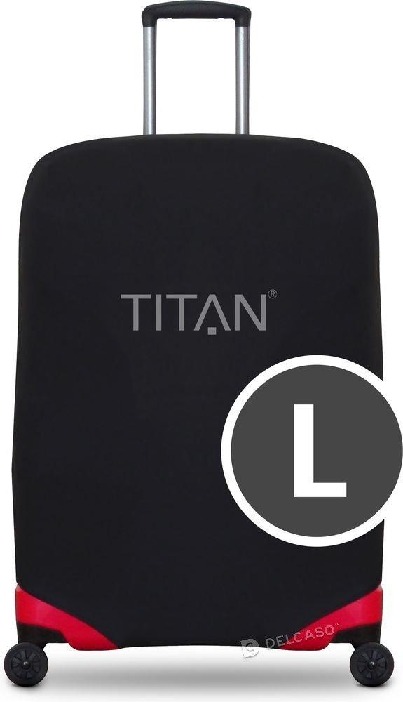 Pokrowiec na walizkę Titan - rozmiar L