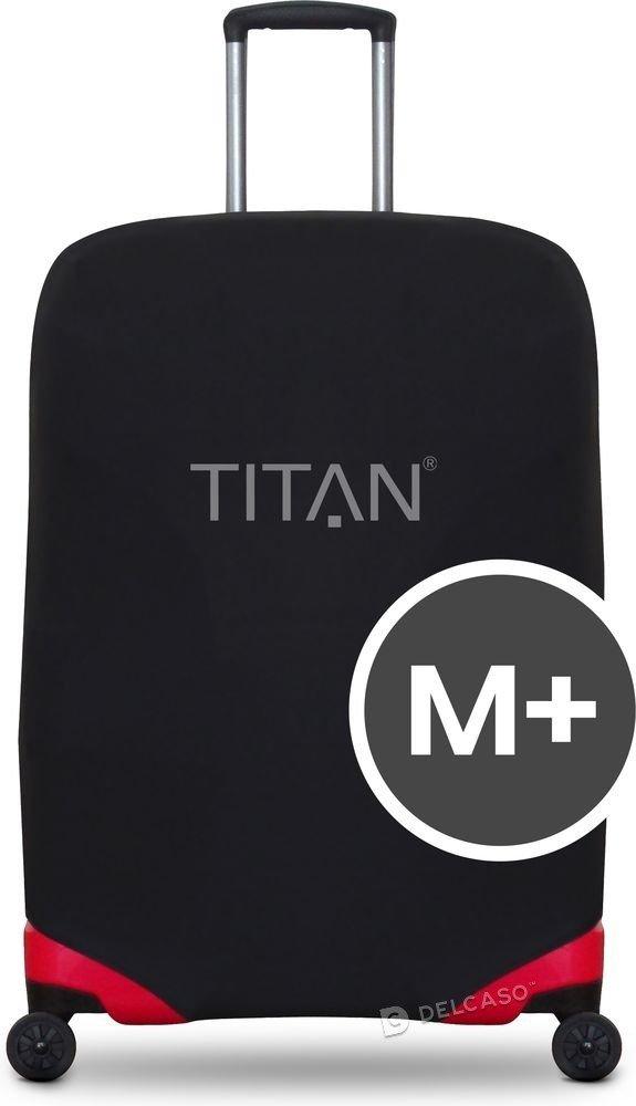 Pokrowiec na walizkę Titan - rozmiar M+