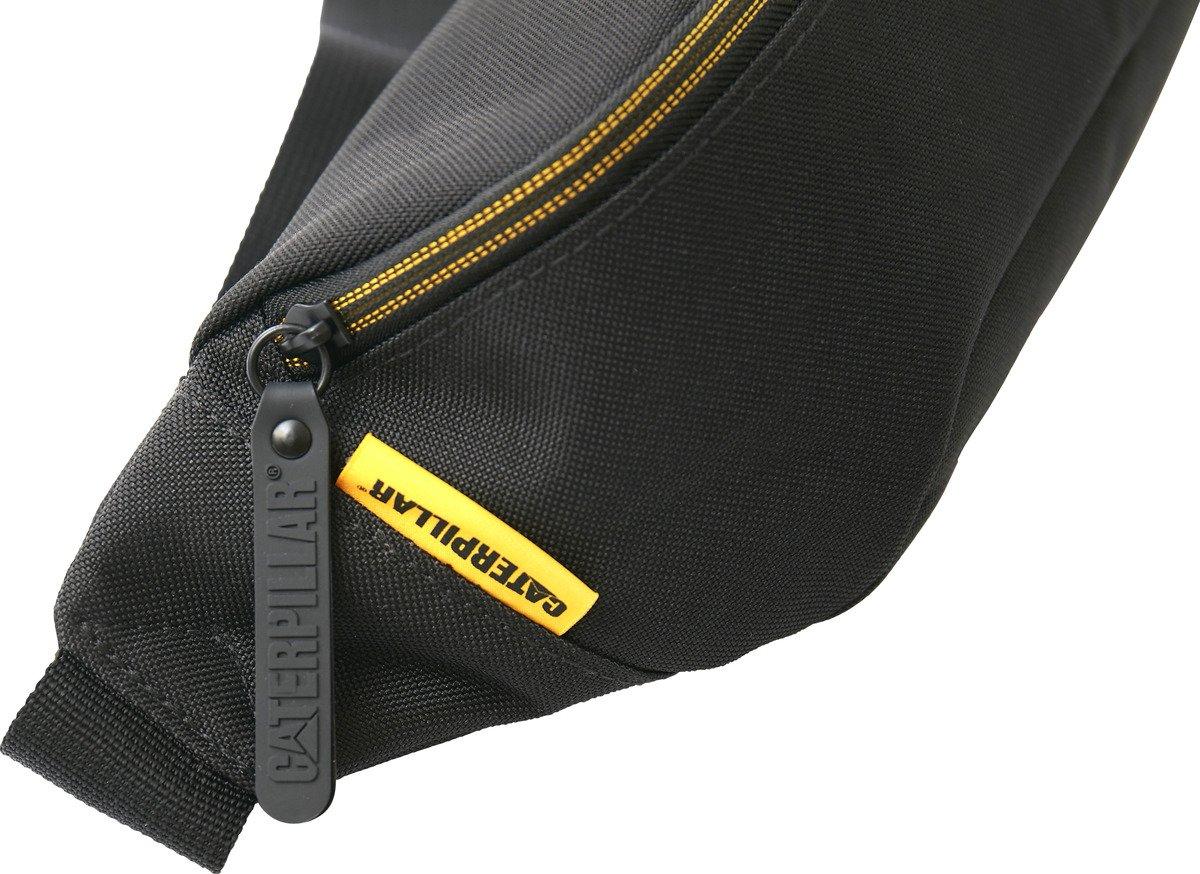 Saszetka biodrowa CAT Caterpillar Waist Bag czarna