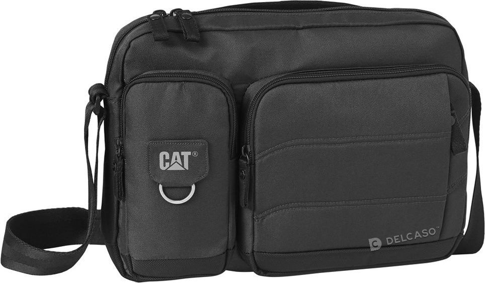 Torba na laptopa Gordon CAT Caterpillar szara