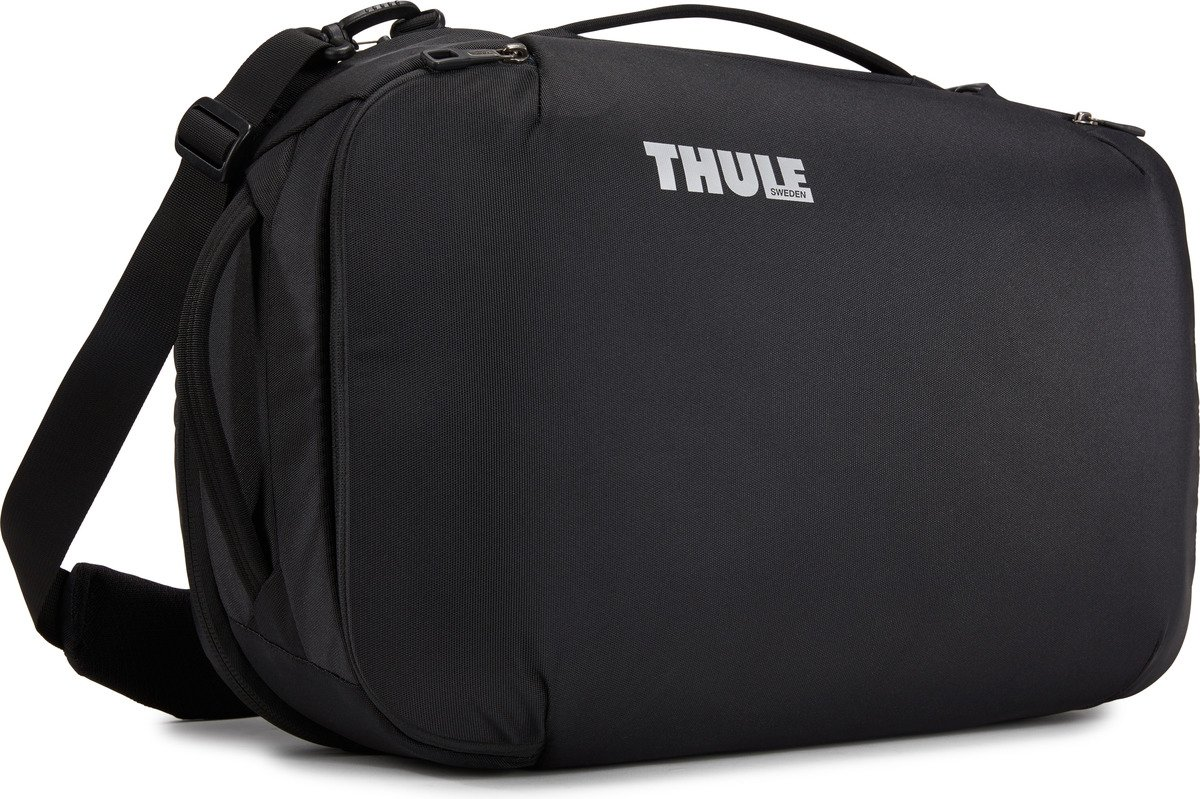 Torba podróżna Thule Subterra Carry-On 40 L czarna