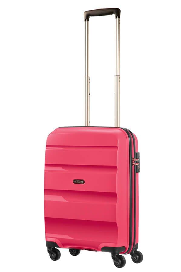 Walizka American Tourister Bon Air 55 cm różowa