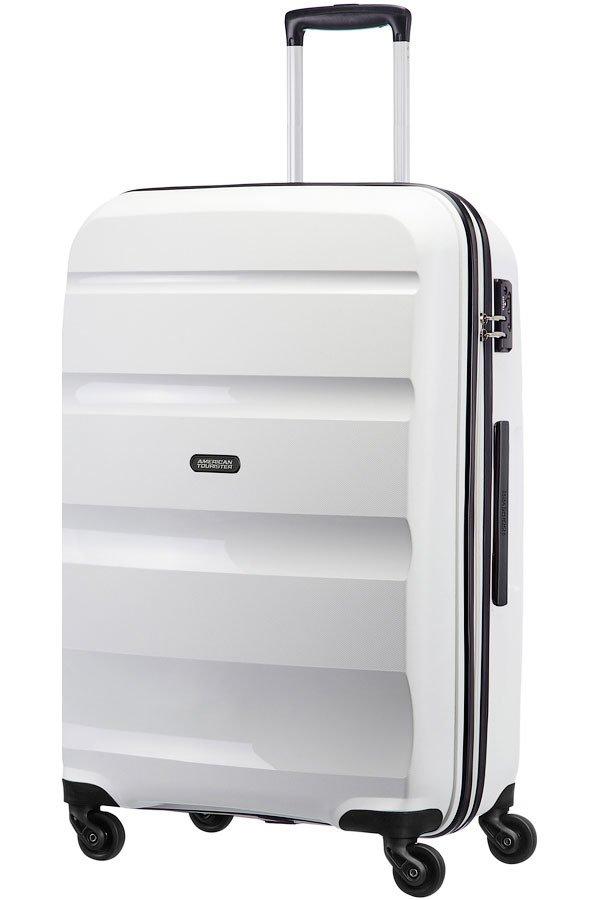 Walizka American Tourister Bon Air 66 cm biała