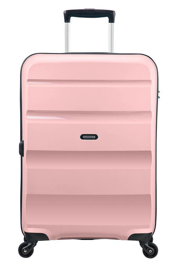 Walizka American Tourister Bon Air 66 cm jasno różowa