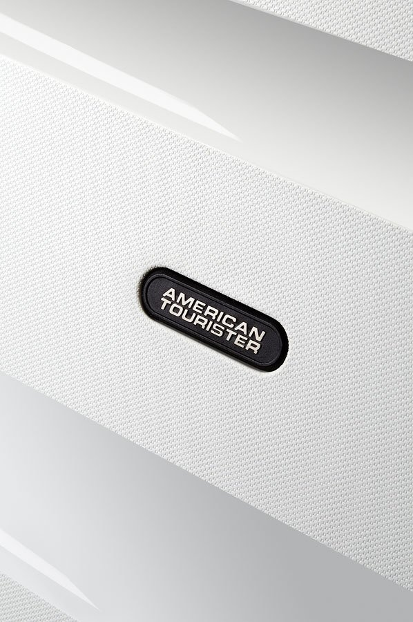 Walizka American Tourister Bon Air 75 cm biała