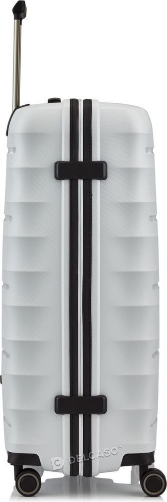 Walizka duża Titan Highlight 76 cm biała