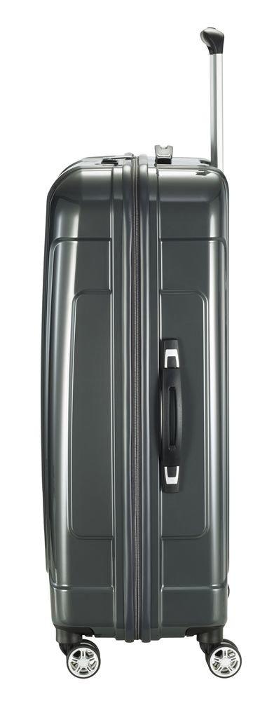 Walizka duża Titan X-Ray 77 cm ciemno szara