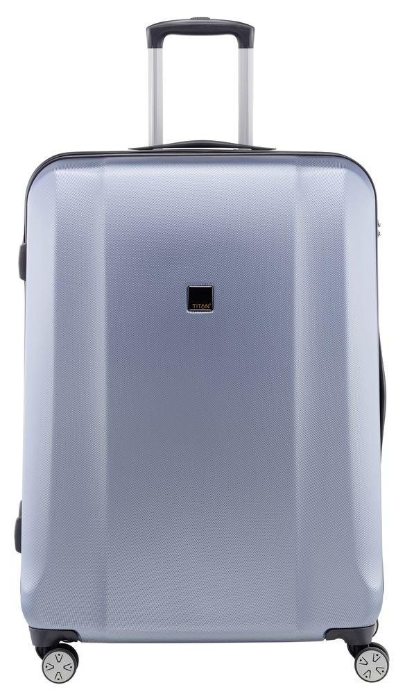 Walizka duża Titan Xenon 74 cm błękitna