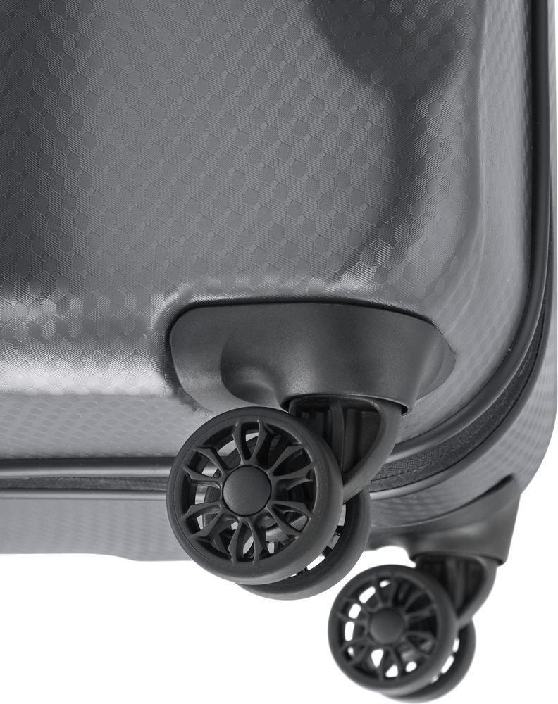 Walizka duża XXL Titan Xenon Deluxe 81 cm grafitowa