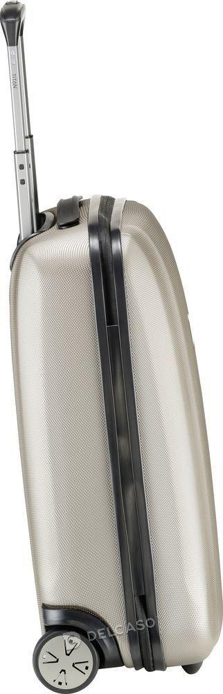 Walizka kabinowa 2K Titan Xenon 53 cm mała szampańska