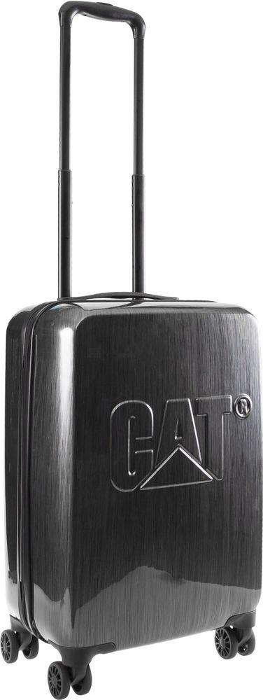 Walizka kabinowa Cat Caterpillar CAT-D 55 cm mała szara