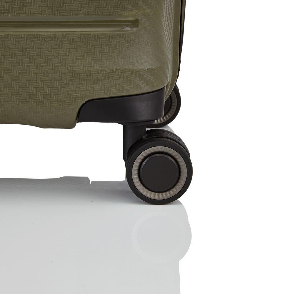 Walizka kabinowa Titan Highlight 55 cm mała khaki