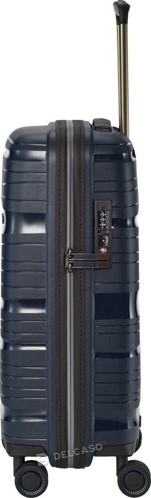 Walizka kabinowa Travelite Motion 55 cm mała granatowa