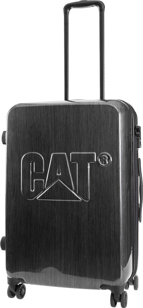 Walizka średnia Cat Caterpillar CAT-D 65 cm szara