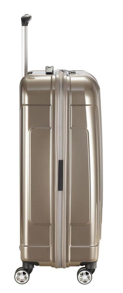 Walizka średnia Titan X-Ray 72 cm kawowa