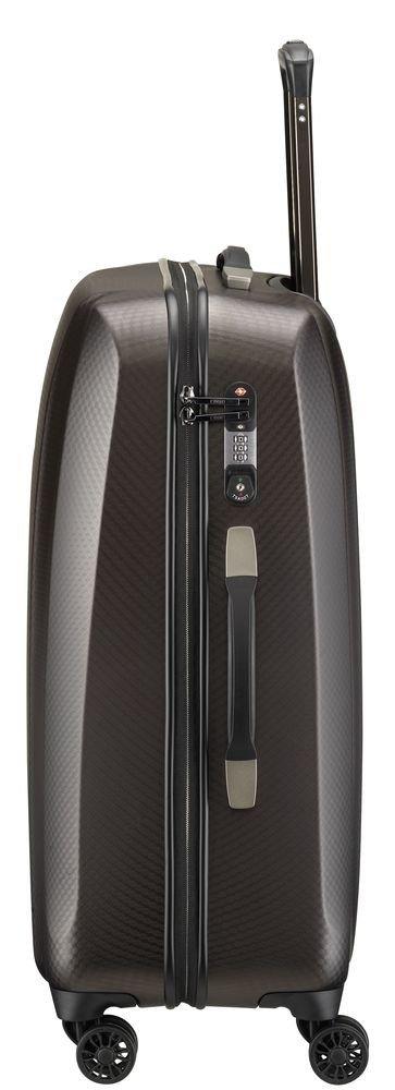 Walizka średnia Titan Xenon Deluxe 67 cm brązowa