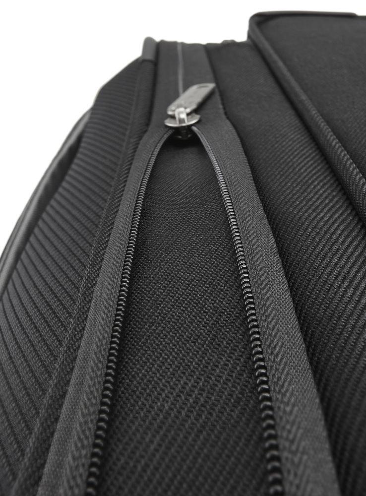 Walizka średnia Travelite Capri 66 cm czarna