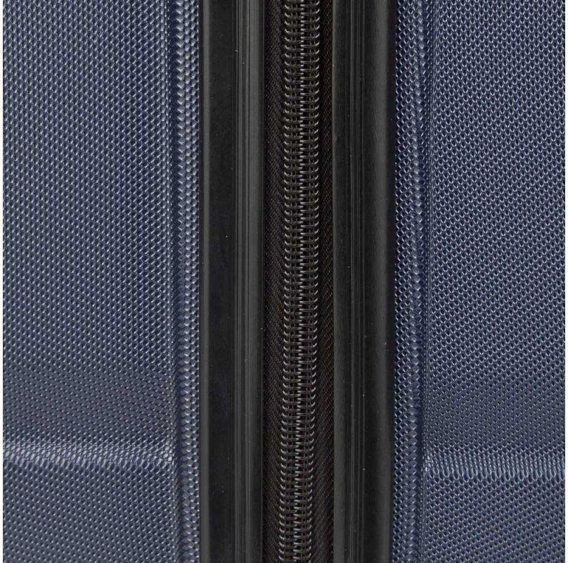 Walizka średnia Wittchen Arrow Line 67 cm granatowa
