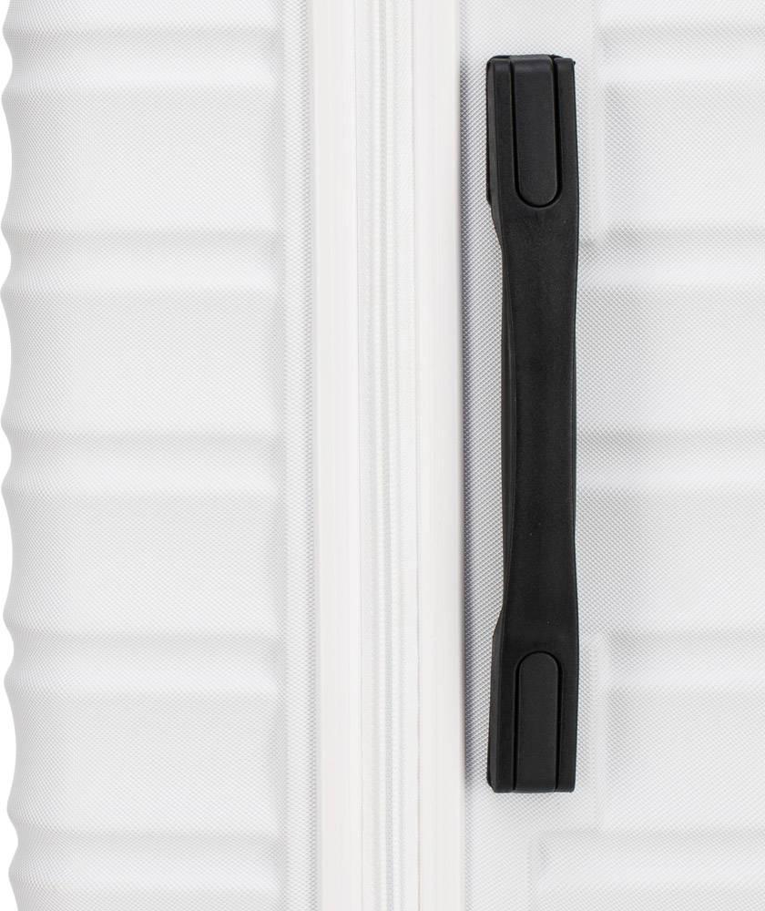 Walizka średnia Wittchen GROOVE Line 67 cm szara