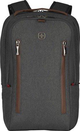 "Plecak na laptopa do 16"" Wenger City Style czarny"