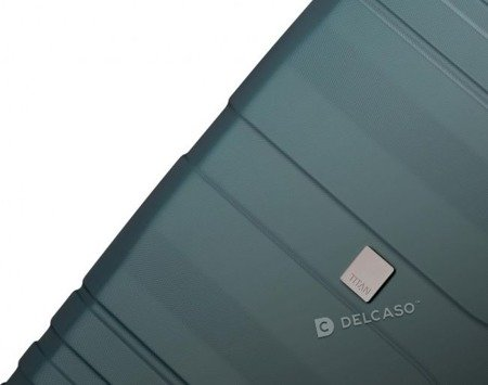 Walizka kabinowa Prior Smart Skin 55 cm mała czarna